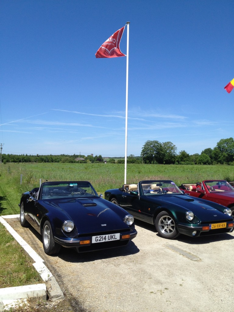 Espace Chimay TVR 3