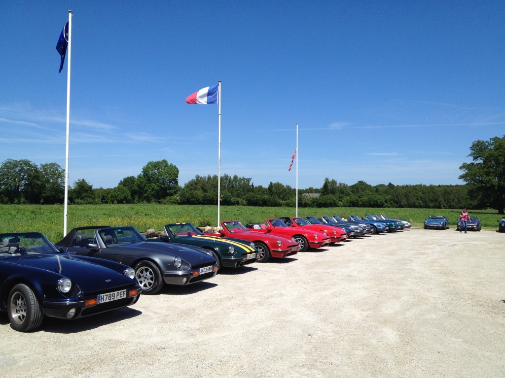 Espace Chimay TVR 4