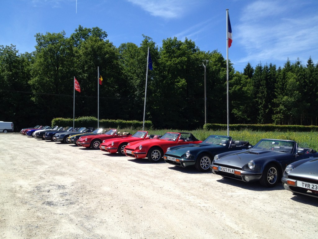Espace Chimay TVR 5